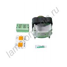 Фитосветильник мощностью 100Вт - комплект деталей для самостоятельной сборки